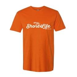Shore Life Radio Dolphin Logo Unisex T-Shirt, The Troprock Shop