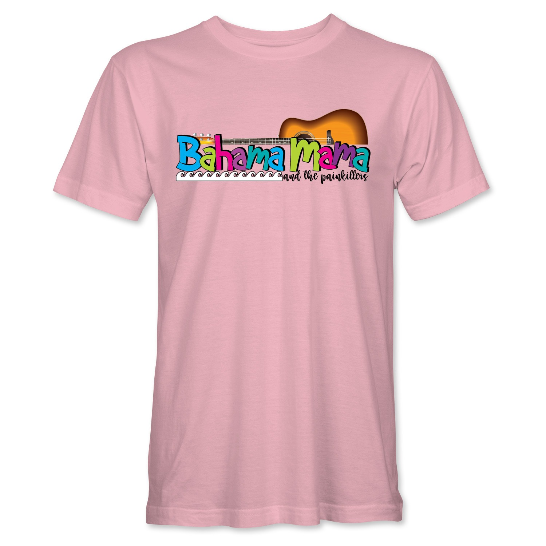 Bahama MaBma and the Painkillers Logo Unisex Tee, The Troprock Shop