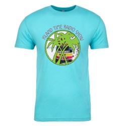 Island Time Radio Show Key West Logo Unisex T-shirt, The Troprock Shop