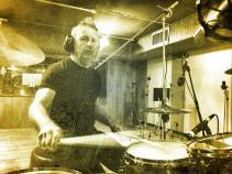 @TheTroublePilgrims-Trouble Pilgrims-Westland Recording Studios-Pete Holidai-Steve Rapid-Johnny Bonnie-Tony St Ledger- Bren Lynott- Tony St Ledger Photography-6