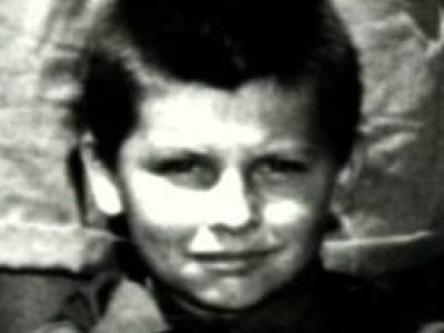 Gacy as a boy