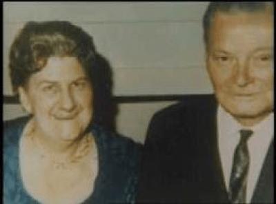 Gacy's parents