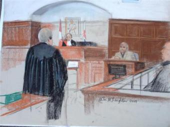 Shafia takes the stand