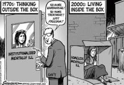 deinstitutionalization