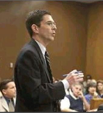 Prosecutor Rick Distaso