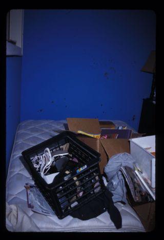Catherine's bedroom