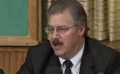 Special prosecutor Ken Kratz