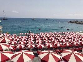 Amalfi Beach.
