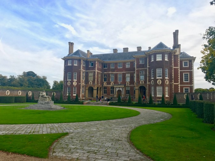Ham House - Haunted house near London.