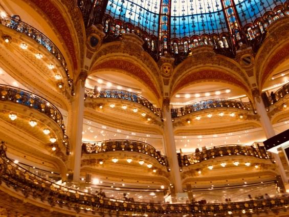 Lafyette Paris