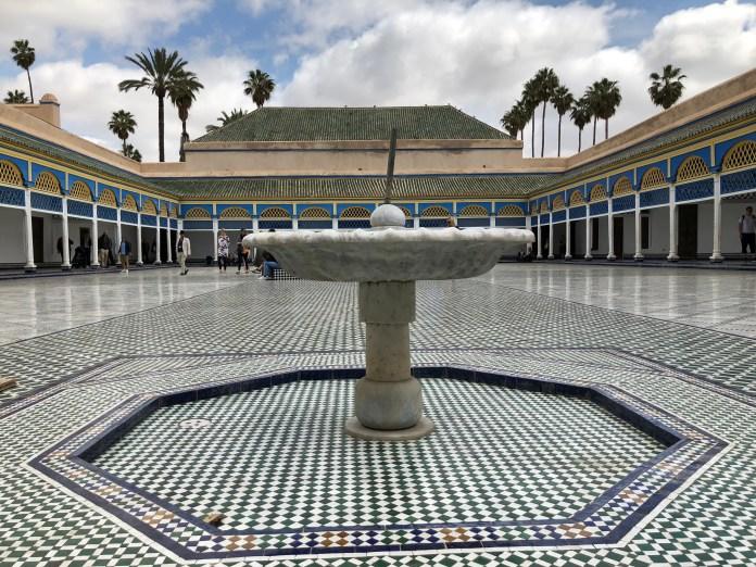 5 days in Marrakech - Day1.