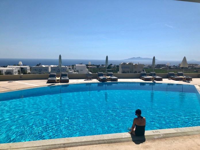 Hotel Majestic - Santorini