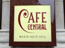 Cafe Central - Vienna in 3 days.
