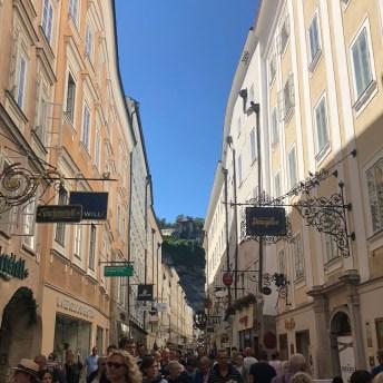 Day trip to Salzburg