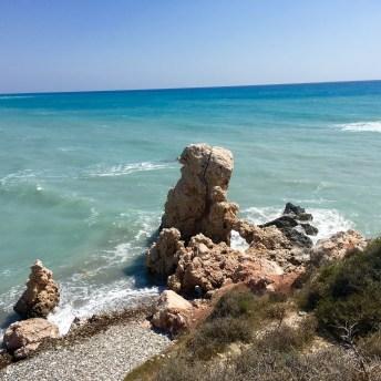 Aphrodite Rock Cyprus