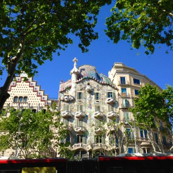 Casa Batllo - Barcelona City break