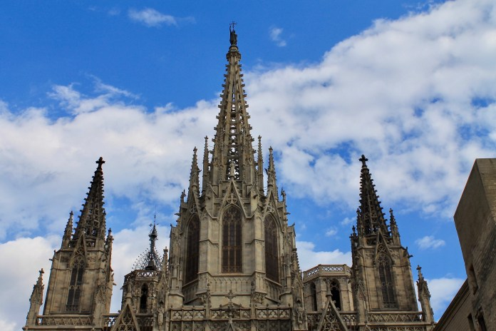 Barcelona Cathedral -