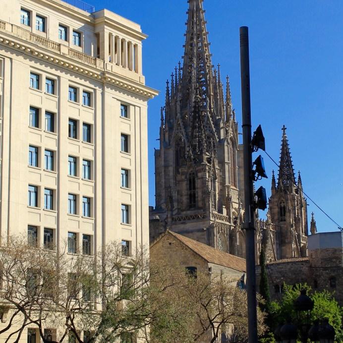 Gothic Quarter architecture