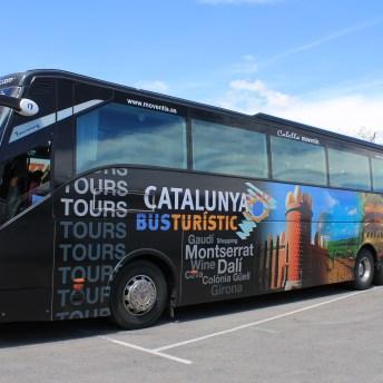 Bus Tour Barcelona -