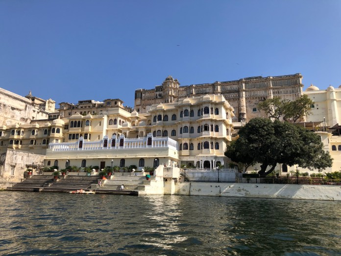 Things to do in Udaipur - Visit the City Palace