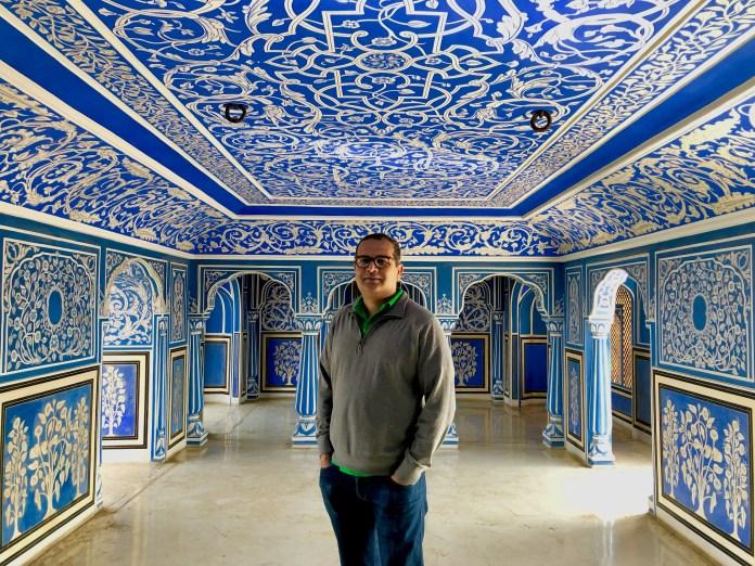48 hrs in Jaipur - City Palace Jaipur