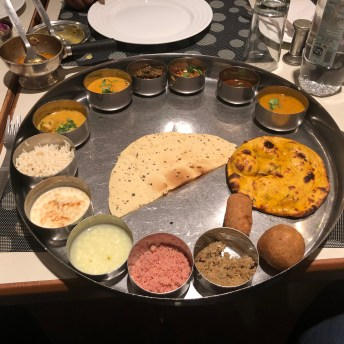 Things to do in Udaipur - Try a thali