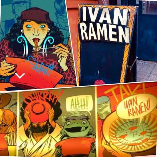 Ivan Ramen - The best ramen in New York