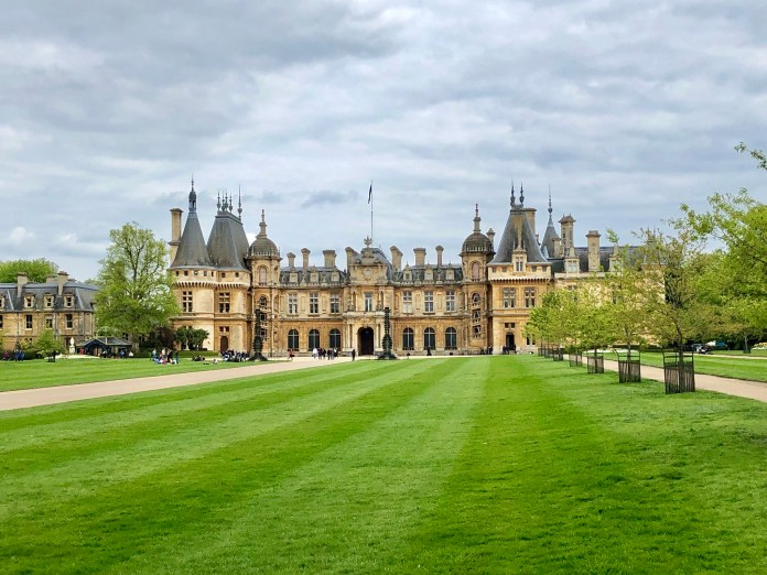 Waddesdon Manor - Day trip from London.