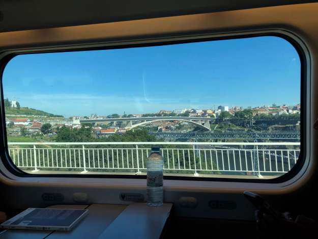 Train to Lisbon