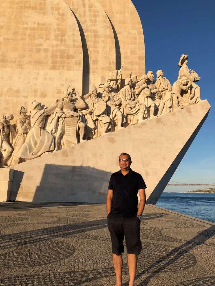 trraveller in Lisboa
