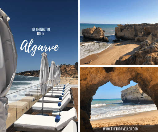 10 Things to do in Algarve