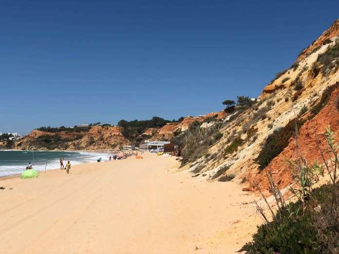 Praia da Falesia