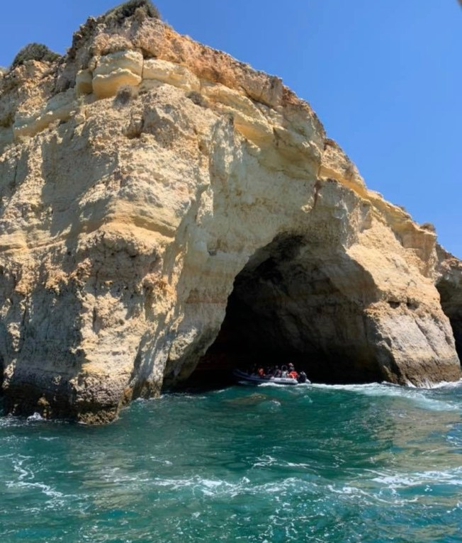 Algarve - Sea caves