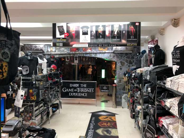 Game of Throne Store