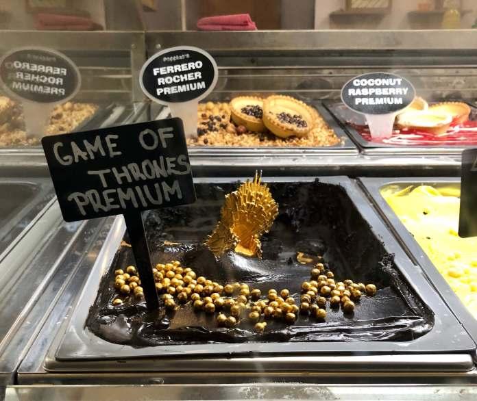 Game of Throne Ice Cream