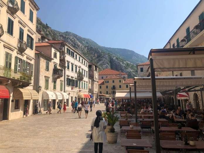 Kotor Old Town - Best of Croatia in 10 days