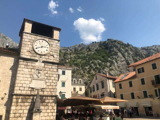 Kotor - Best of Croatia in 10 days