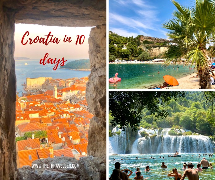Best of Croatia in 10 days.