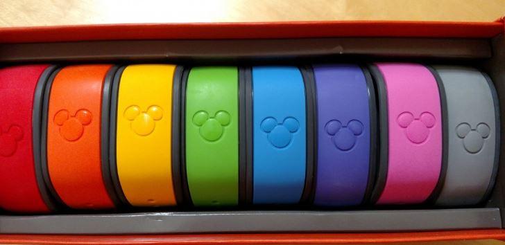 Magic Bands Disney