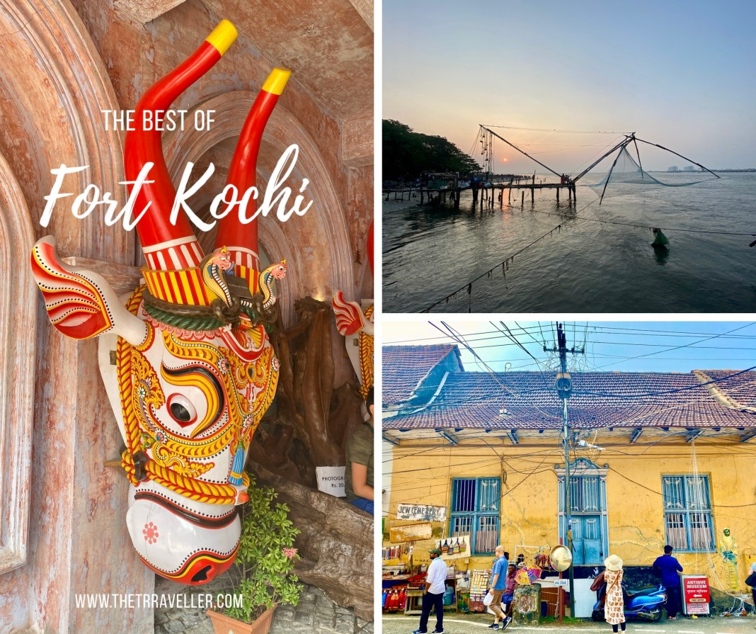 The best things to do in Fort Kochi
