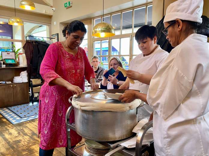 Darjeeling Express - London & Chef's Table - Asma Khan