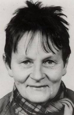 Photo of murder victim Dr. Danuta Kaczmarska