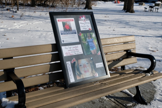 Photo of Shelley Desrochers Bench