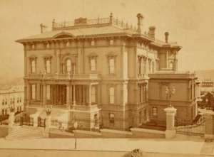 Image of Stanford Nob Hill Mansion