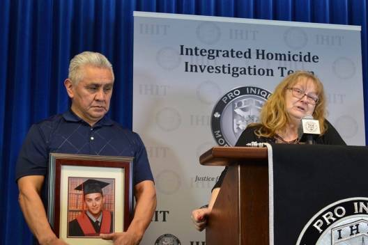 photo of Cynthia Allaire-Bell and Wayne Bell