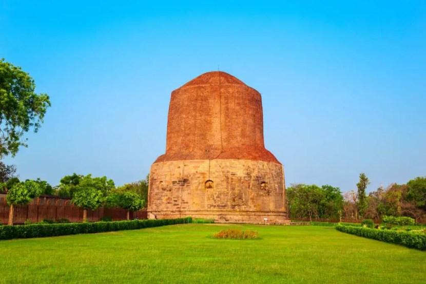 Dhamek Stupa Temple