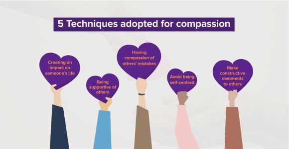Five techniques adopted for compassion by The Truly Wealthy