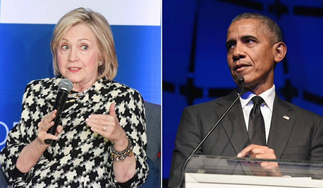 Investigation REVEALS Something Found In Obama White House That Will Send Him AND Hillary To Prison!