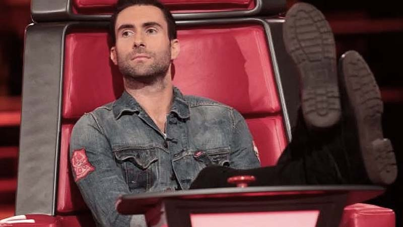 Adam Levin Throws Liberal Hissy Fit, Gets Fired From 'The Voice'