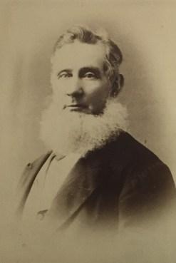 William Kershaw (portrait by Yeoman & Co. circa 1882-1890)